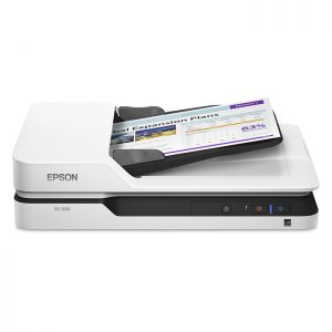 Epson DS-1630 Flatbed Color Document Scanner