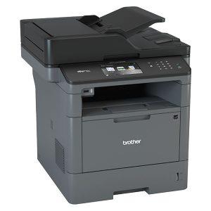 Brother MFC-L5755DW A4 Mono Wireless Laser Printer