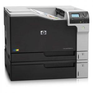 HP Color LaserJet Enterprise M750dn printer
