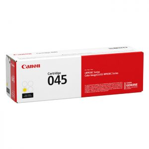 Canon 045 Yellow Original Toner