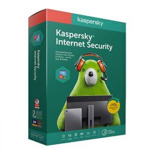 Kaspersky Internet Security 2020 – 1 Year [Digital Download]