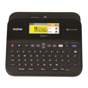 Brother P-touch PT-D600VP Desktop Label Printer