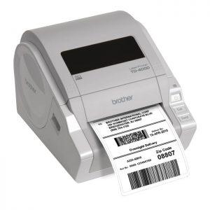 Brother TD-4000 Business Label Printer