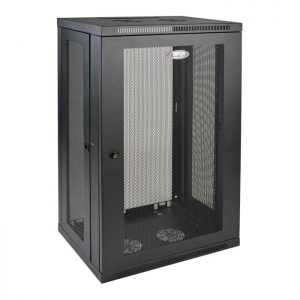SmartRack 20U Wall-Mount Rack Enclosure Cabinet