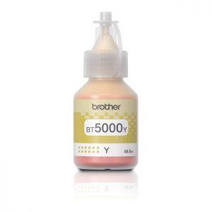 Brother BT5000Y Yellow Original Ink Bottle