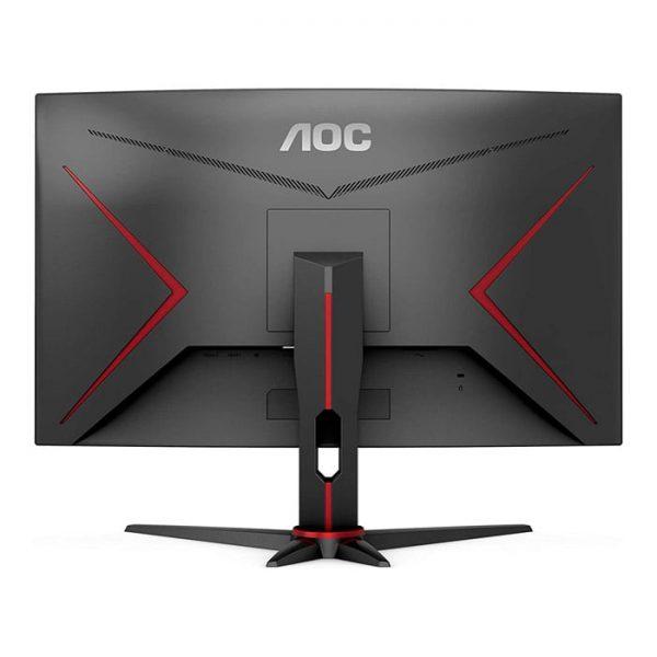 AOC 27″ Full HD Curved Frameless Freesync Gaming Monitor (C27G2Z)