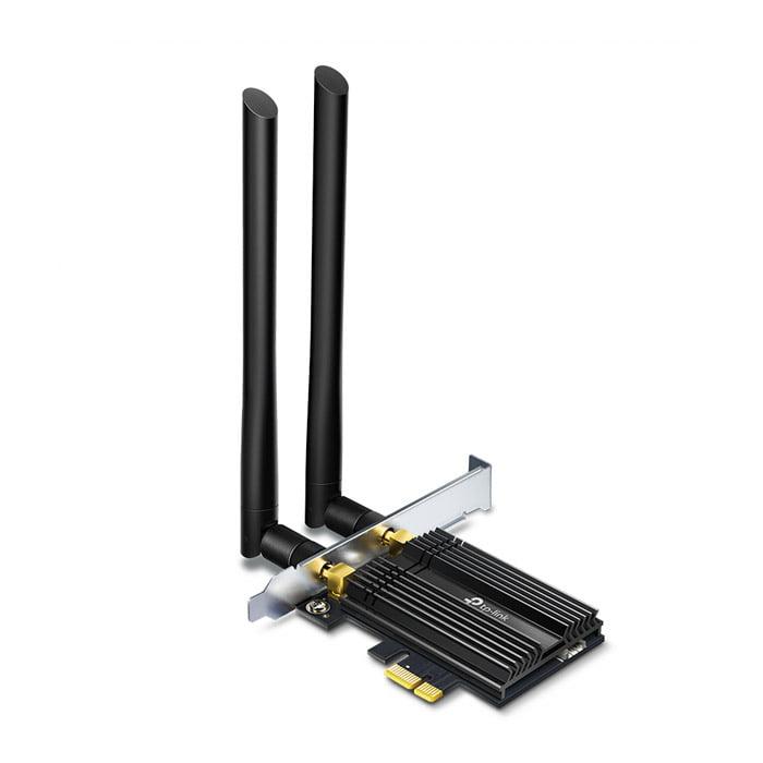 TP-Link Archer TX50E AX3000 Wi-Fi 6 Bluetooth 5.0 PCIe Adapter